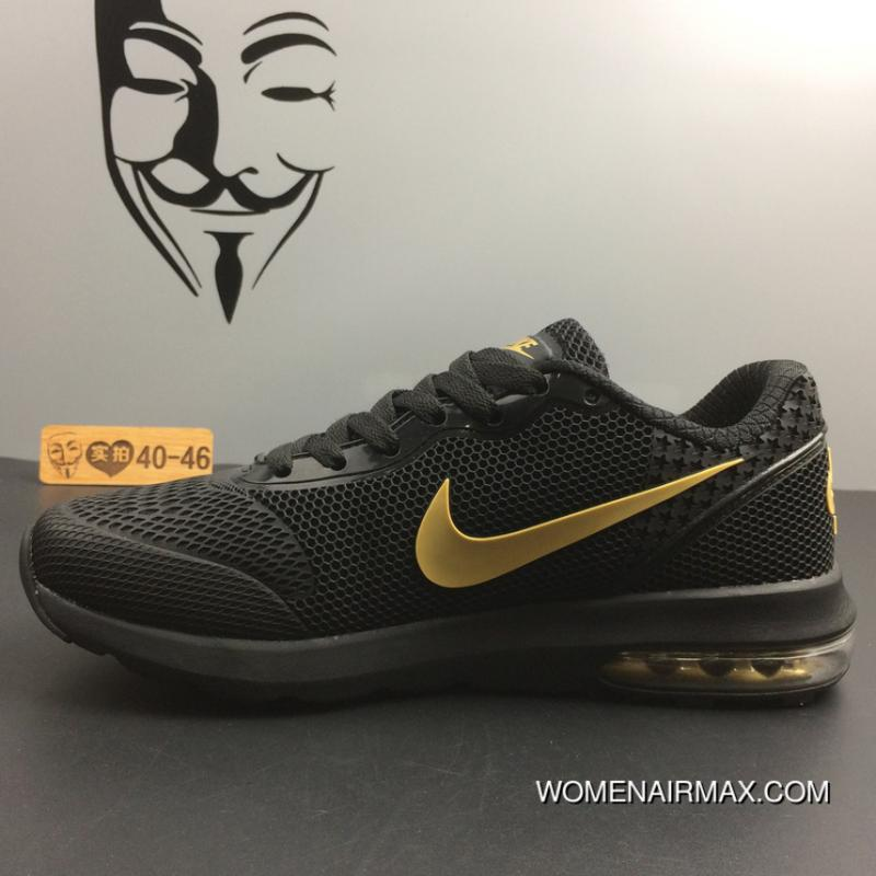 196ed52954 NIKE AIR MAX 2017.5 40-46 Black Gold Online, Price: $88.11 - Women ...