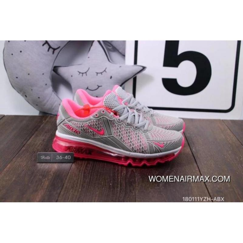 05fbb3cafde6 Nike Air Max 270 Triple Black Grey Pink Women New Release