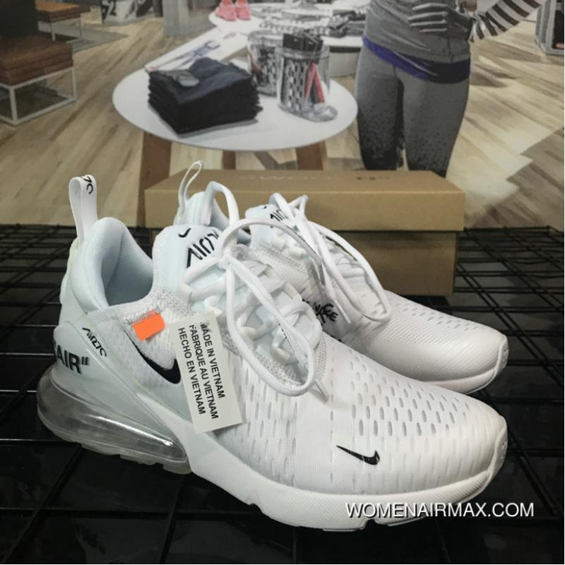 new arrival 49dd6 c0f06 40-45 Standard Code 2018 Nike Men Shoes AIR MAX 270 Men Rear Zoom AIR  Casual Sport Shoes Running Shoes Men Shoes Ah8050-002 Best