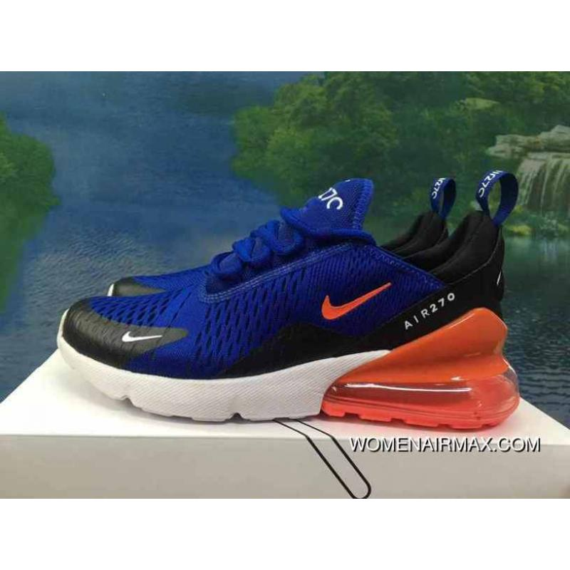 taille 40 90426 34175 120-1801-12 AH8050-navy Blue Orange Red Men Women Shoes Nike 270 Half-270  Air Max 270 Palm As Anti-slip RB MD Suspension Support Insole Super Deals