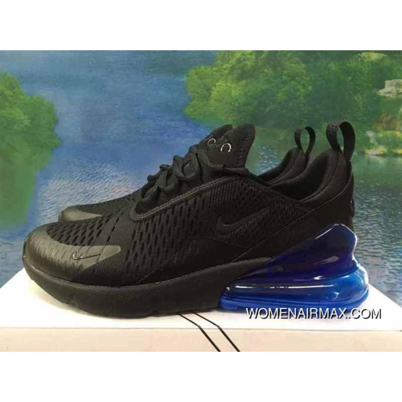 save off 41d3d cf258 120-1801-7 AH8050-1801 Black Navy Blue Color Men Shoes Nike 270 Half-270  Air Max 270 Palm As Anti-slip RB MD Suspension Support Insole Best