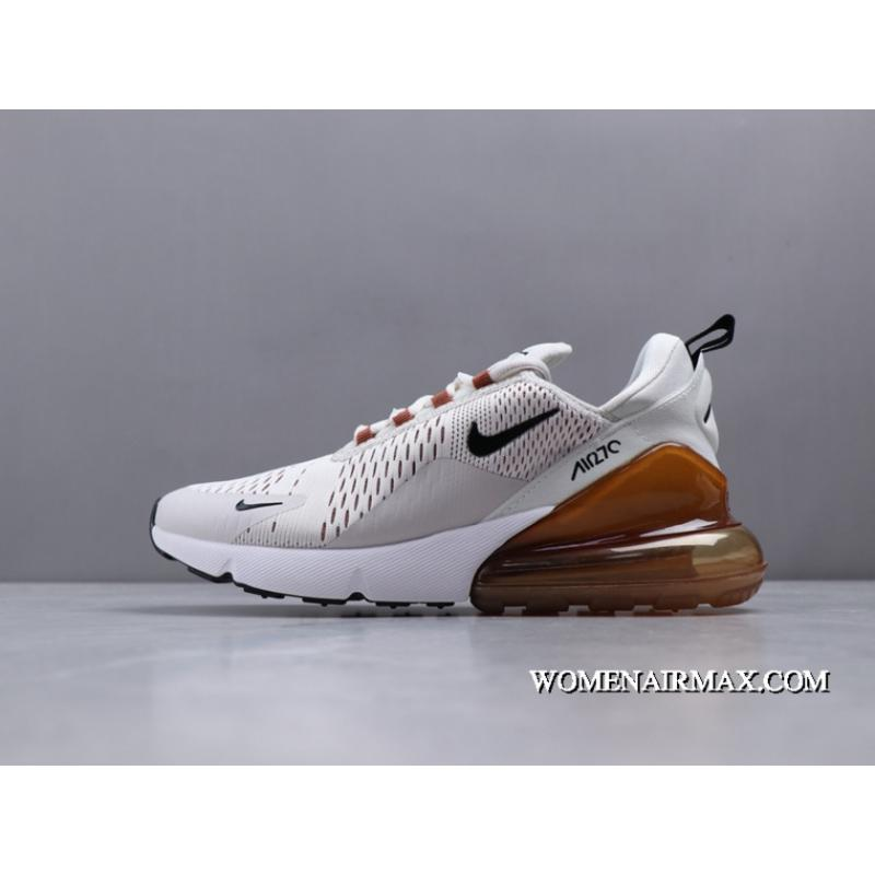 online retailer e0ebd 6a950 In The Netherlands Nike Men Shoes 2019 In The Summer New Air Max 270 Zoom  Sport Shoes Running Shoes AH8050-108 Cookies Khaki Size 40 40.5 41 42 42.5  ...