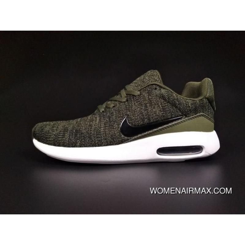 new style 13f44 1ffca Men Nike Air Max 87 Modern Flyknit Running Shoes SKU:396568-360 Discount