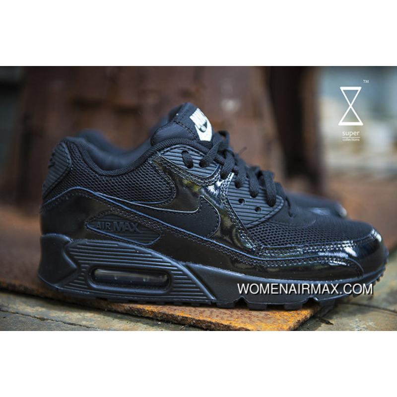 low priced 41046 af128 USD  88.83  230.96. Air MAX 90-31 Patent All Black ...