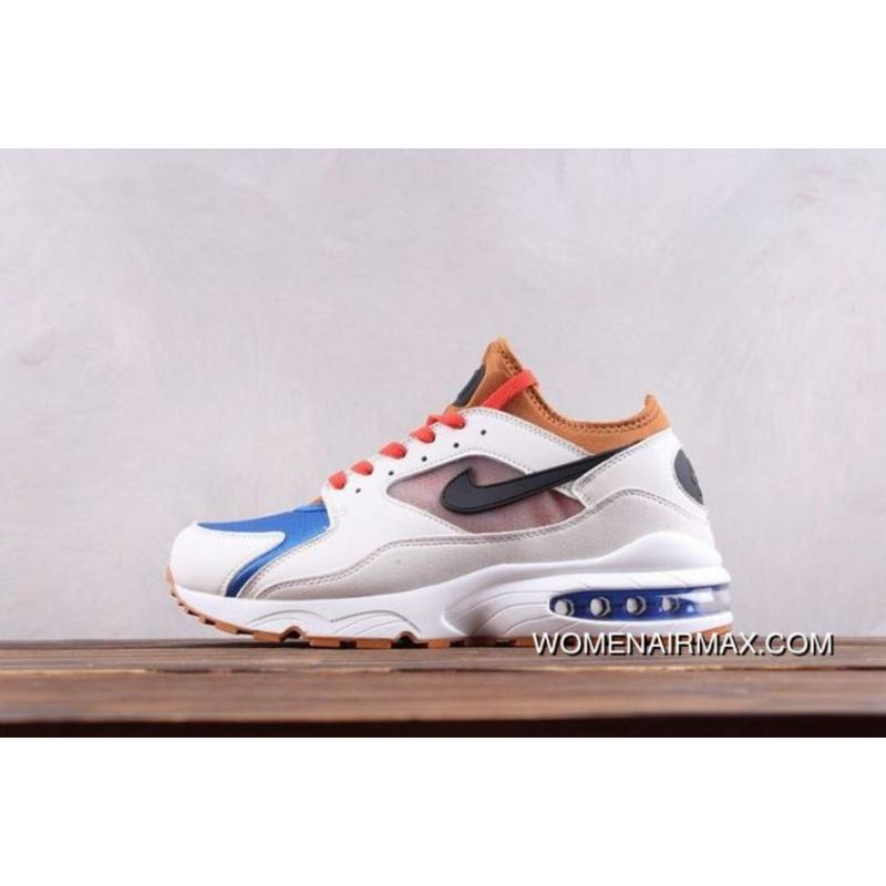 Men Nike Air Max 93 Running Shoe SKU 63126-296 Outlet 60e579a35c