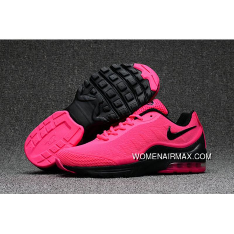 promo code 2c204 5869f Nike Air Max 95 Rubber Patch Womens Pink Black Latest
