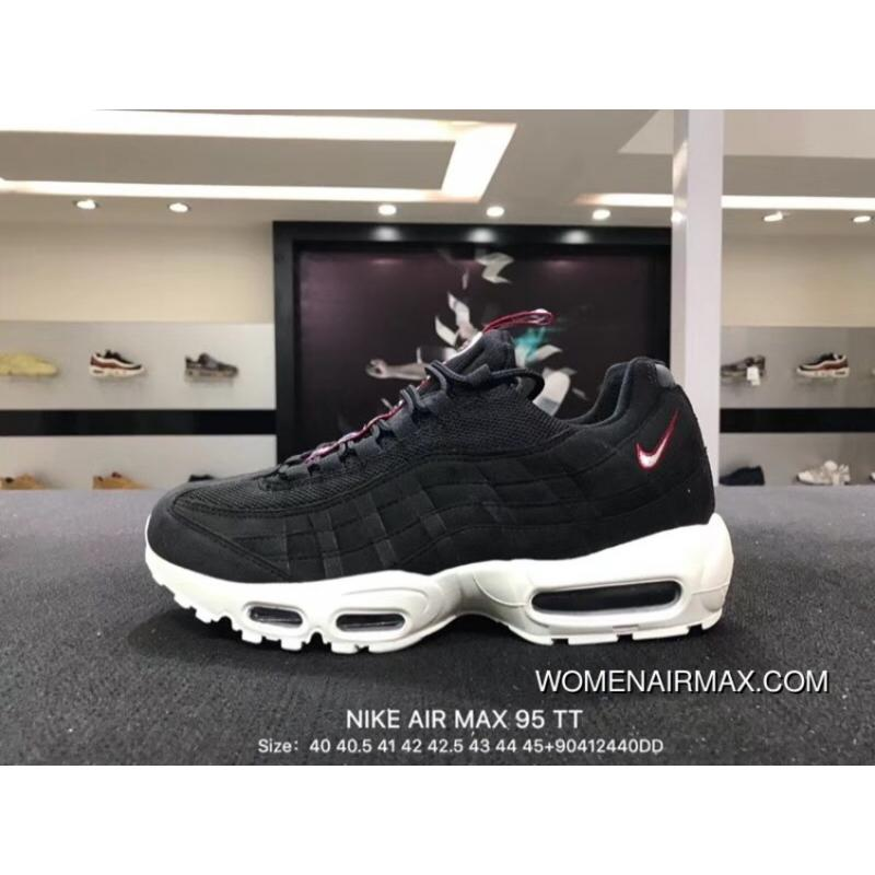 buy online 8e2c0 45530 Nike AIR MAX 95 Japan Limited Black TT Retro Running Shoes AJ1844-002  Size90412440DD New Style