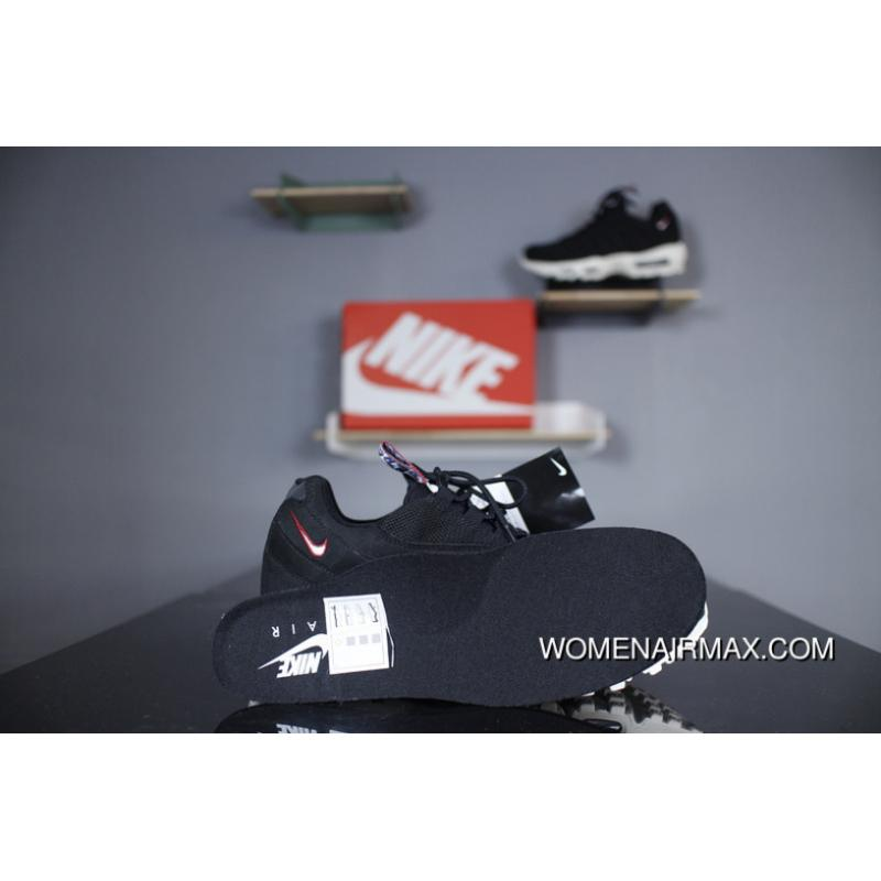 ... Nike Air Max 95 TT AJ1844-002 Black And White Correct Details Version  Type Workmanship ... fb7704c7c