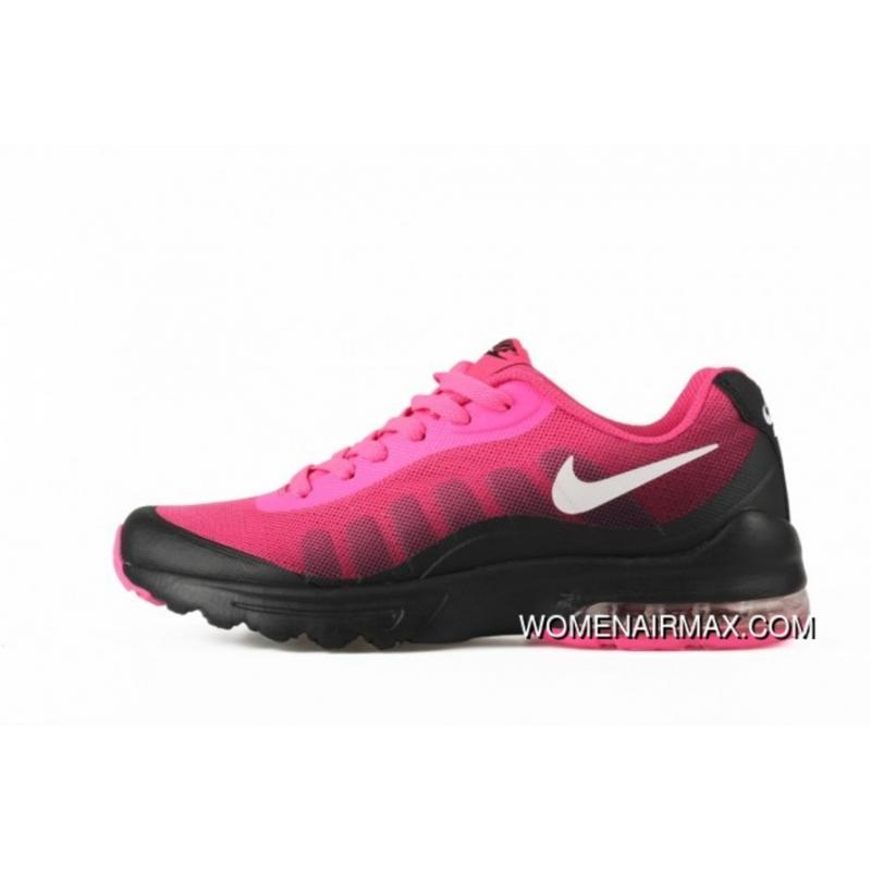 pas cher pour réduction 29d8a 5ca4b Women Nike Air Max 95 Rose/Black For Sale