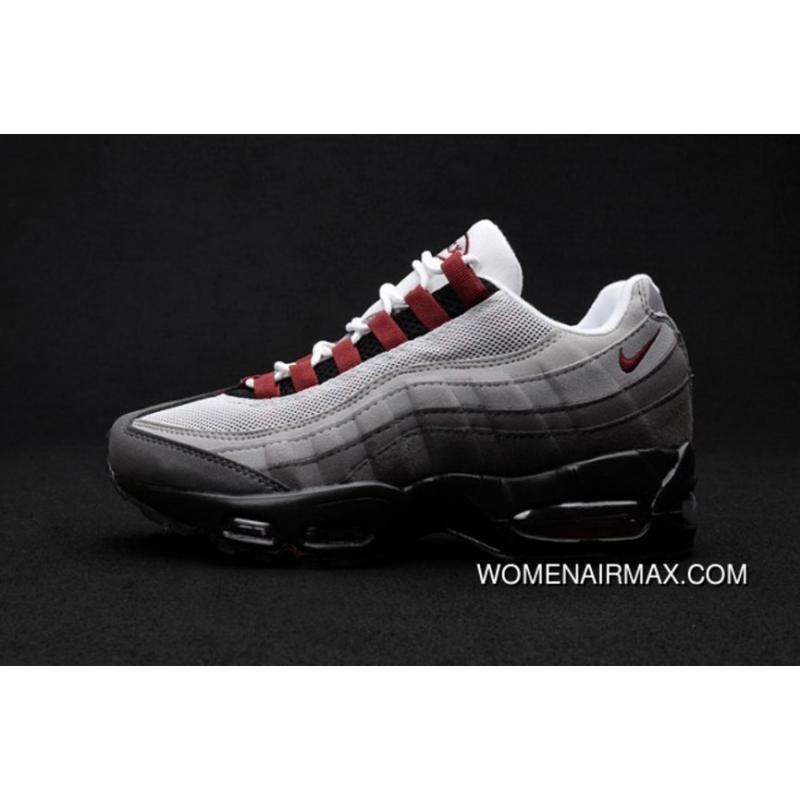 outlet store 1a22f e2e83 ... shop men nike air max 95 white red free shipping bb6c3 46315