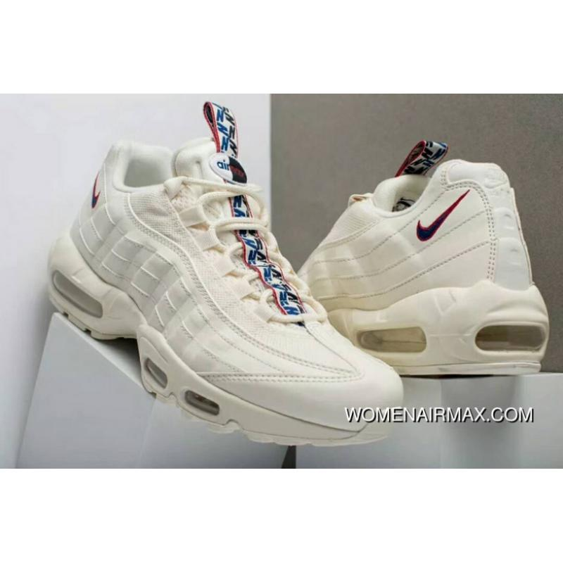 Women's Nike Air Max 95 Special Edition Casual Shoes Pure