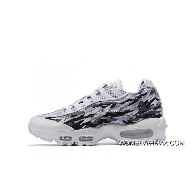 new product d6949 38b5f Nike Air Max 95 Essential X Carhartt Wip Collaboration Military Camo Series  Online