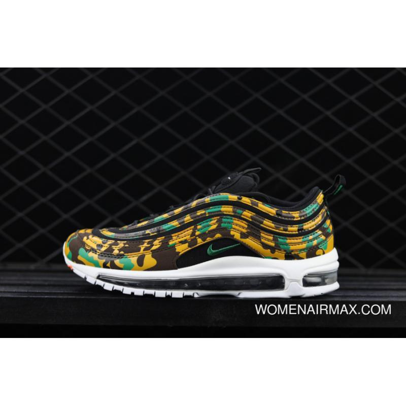 premium selection 3ae1f c9b04 2018 Nike Air Max 97 Country Camo Uk Outlet