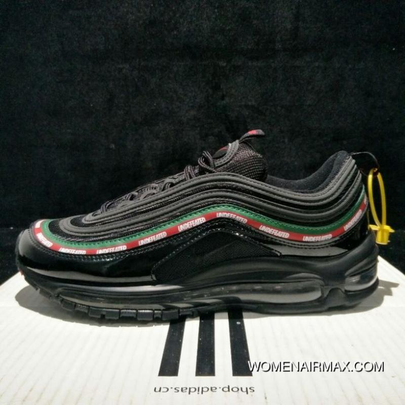 timeless design 4636a 820e9 South Korea Single Five Poles Blockbuster Collaboration Undefeated Nike Air  Max 97 OG X 20 Th Anniversary Retro Memorial Version Zoom Retro Jogging ...