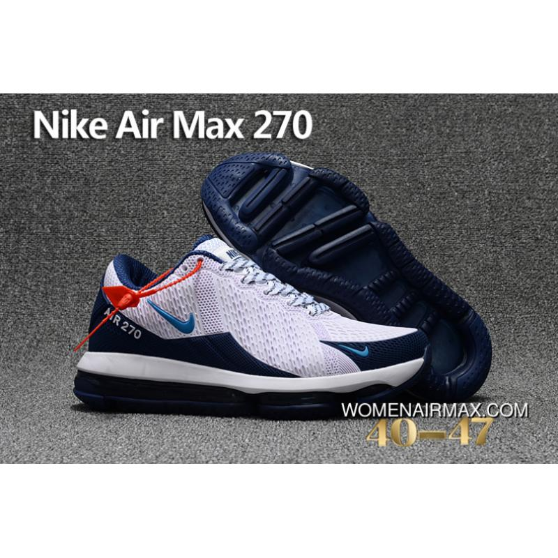 d07dd7fb70 USD $87.87 $237.26. 40-47 Nike Air Max Flair 270 Nanotechnology PLASTIC  Zoom Women Shoes And Men ...