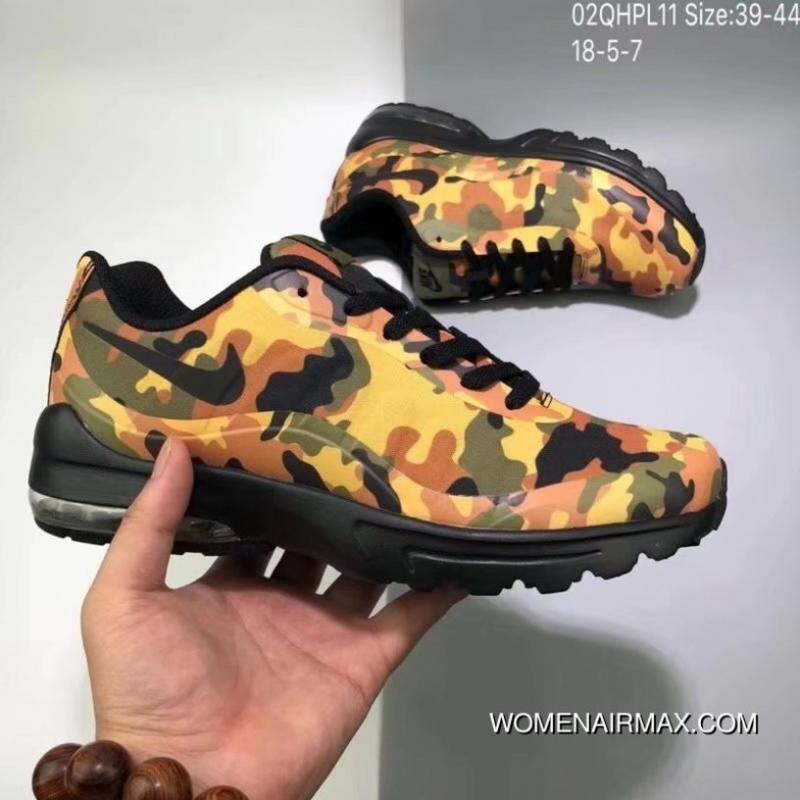 120 Nike AIR MAX INVIGOR PRINT Mesh Breathable Jogging Shoes Zoom Cushioning 02QHPL11 New Release