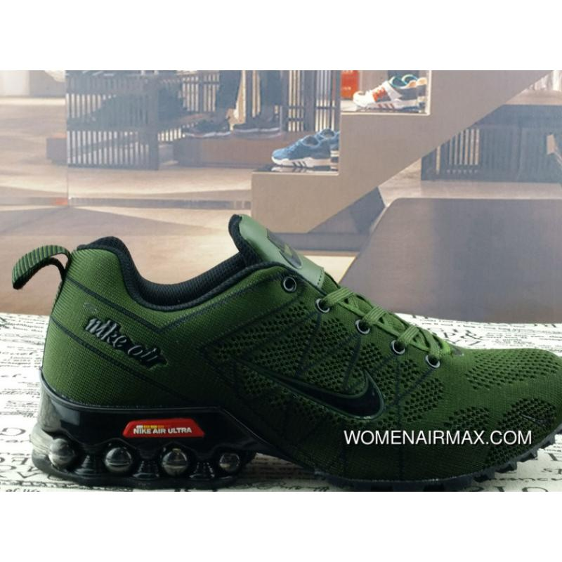 the best attitude 5ae10 1362d Nike Air Ultra Max 2018.5 NIKE TN Green Men Free Shipping