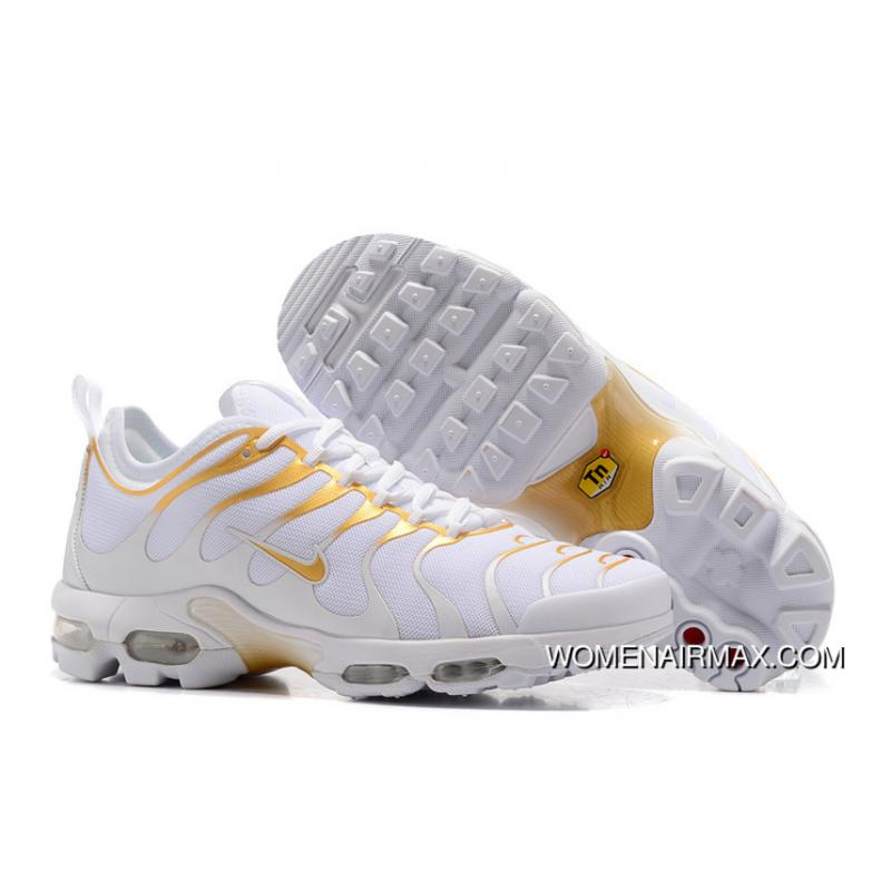 online retailer bbfbe 839ef 1901 Model NIKE AIR MAX PLUS TN White Yellow Copuon