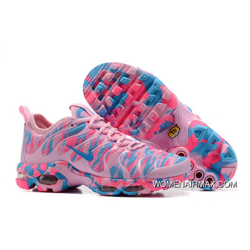 en soldes 27164 22021 1901 Model NIKE AIR MAX PLUS TN Women Pink Camo Online