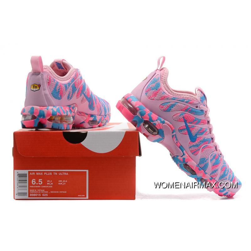 on sale fd0d1 eceb7 1901 Model NIKE AIR MAX PLUS TN Women Pink Camo Online