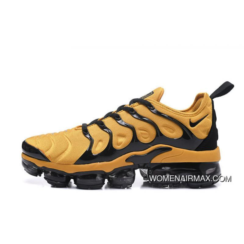 finest selection 34cc8 1a681 AIR MAX Tn 2018 Plus Yellow Black Copuon