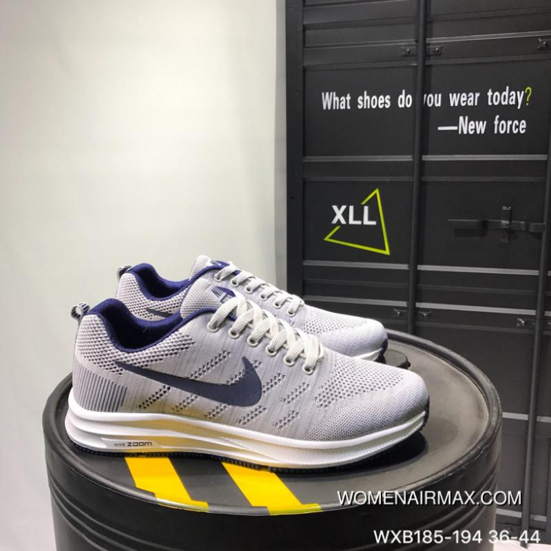 meilleur service 7c273 e2e62 Nike Air Zoom Pegasus 34 LUNAREPIC Series Knit Running Shoes WXB185-194 New  Style