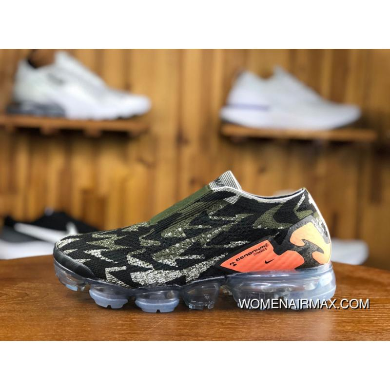 huge selection of ab26a 0f71a 270 Nike Vapormax Acronym X 2018 Zoom Air Collaboration Graffiti AH8050-010  Discount