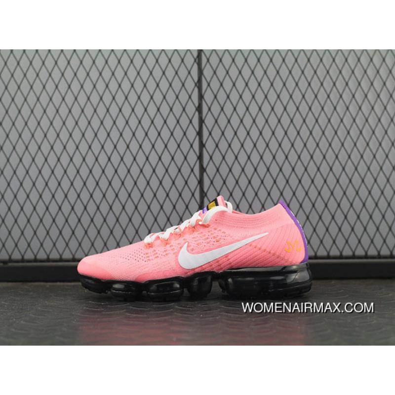 new product be970 26c62 Dragon Ball Z X Nike Air VaporMax Flyknit Steam Zoom Air All-match Jogging  Shoes Magic Man Cloth The Pink Black AA3859-017 Online