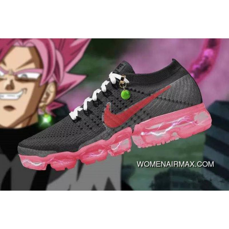 9462a56d40134 Nike Air Vapormax Flyknit 2018 2 0 Zoom Dragonball Id Customized. Nike Air  Max 2018 Limited Edition ...
