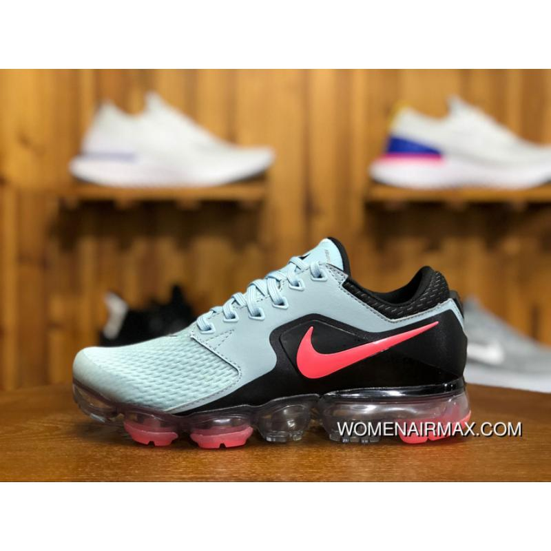 check out c18b2 6c175 2202018 Nike AIR VAPORMAX Women Running Shoes AH9045-400 Size For Sale