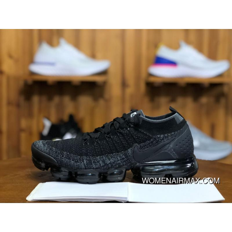 2a35f889a21f USD  87.28  270.56. At The End Of 200 2018 2 Original Bottom Nike AIR  VAPORMAX FLYKNIT 2 Men Running ...