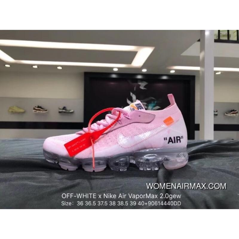 2582a577c216 USD  89.92  242.78. Nike Virgil Abloh Designer Paired OFF In The Second  Quarter-WHITE Air VaporMax ...