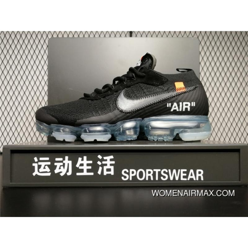 48b0ce71a1 AA3831-002 OFF-WHITE X Nike Air VaporMax Tripartite Collaboration ...