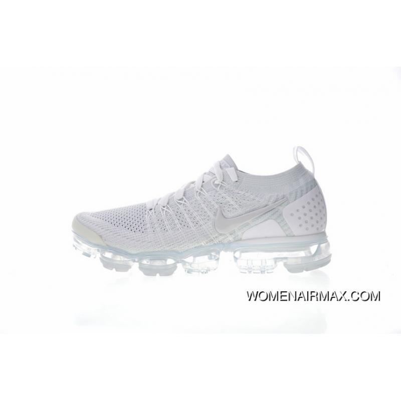 339662e85dd7d Nike Air VaporMax Flyknit 2.0 W 2.0 Zoom Air All-match Jogging ...