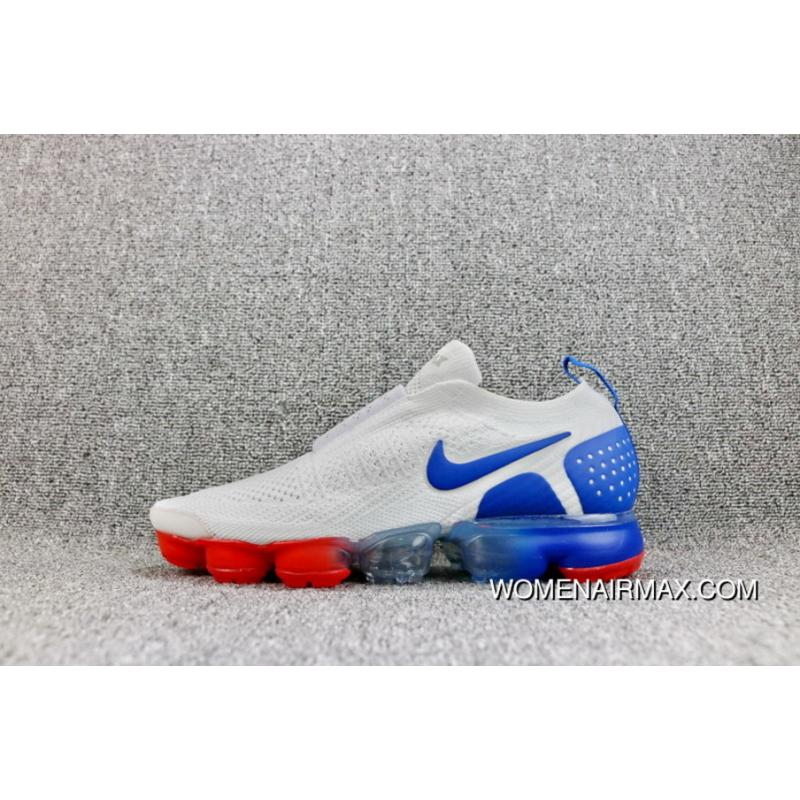 best service 1be8a b5216 Nike AIR VAPORMAX Fk1-FK MOC 2 AH7006 400 Zoom Minus 2018 Running Shoes For  Sale