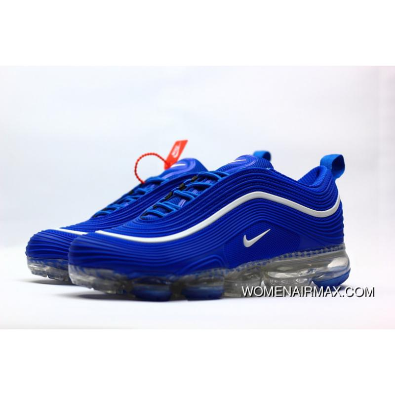 new products da858 8cd17 Nike AIR VaporMax 97 PLASTIC Women Shoes And Men Shoes New Release