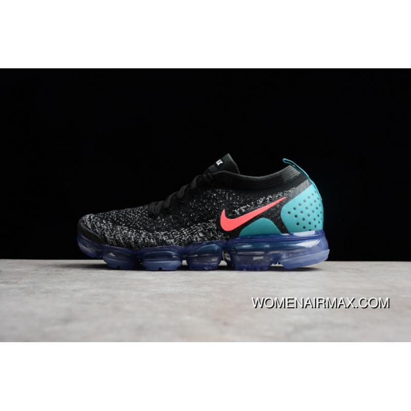 0fb9788efbcad USD  87.44  236.08. 2018 2.0 Zoom Air Nike Air VaporMax Flyknit Black White  Red Cactus Grey ...