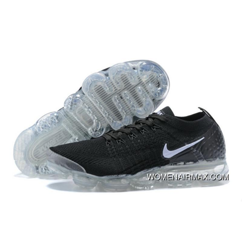 brand new f884a bc513 2018 Nike Lab Air Vapor Max X Nike Air Vapormax 2.0 Triple Black White New  Year Deals