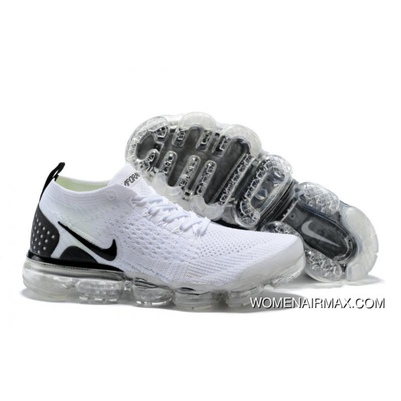 size 40 62a9c 64855 2018 Nike Lab Air Vapor Max X Nike Air Vapormax 2.0 White Black Outlet