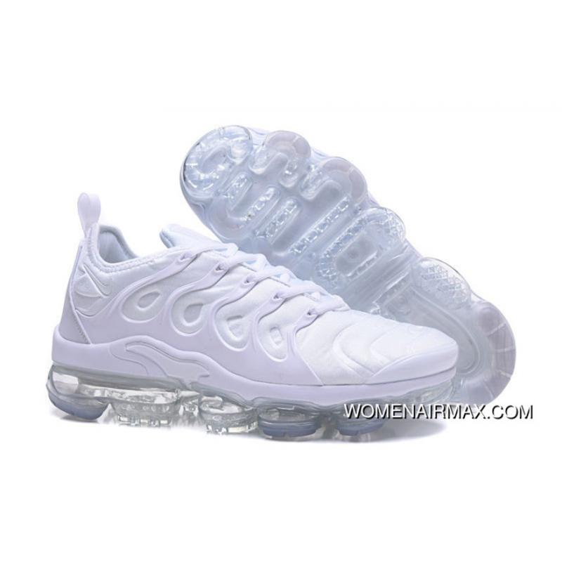 new style baf19 6dc90 Nike Air Vapormax Plus White/Pure Platinum Copuon