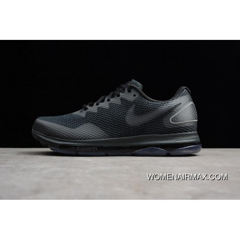 476e2c2bd79c2 USD  87.79  219.47. Nike ZOOM Shoes 2.0 AJ0035-004 ALL Black ZOOM ALL OUT  LOW 2 Men Running ...