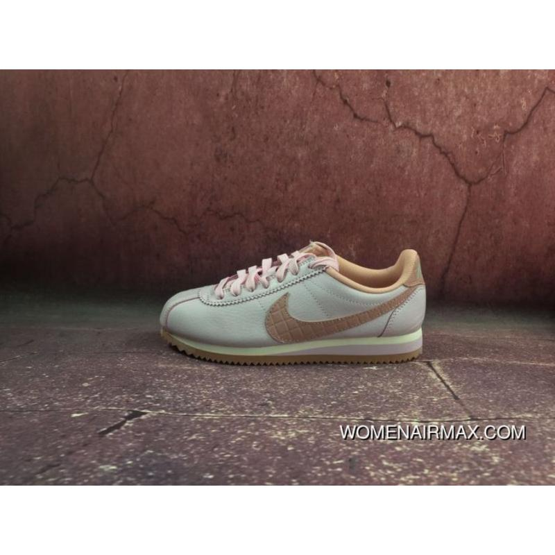Nike CLASSIC CORTEZ Women Shoes Perfect Pink. 861660-600 Discount ... 5094a9a7b