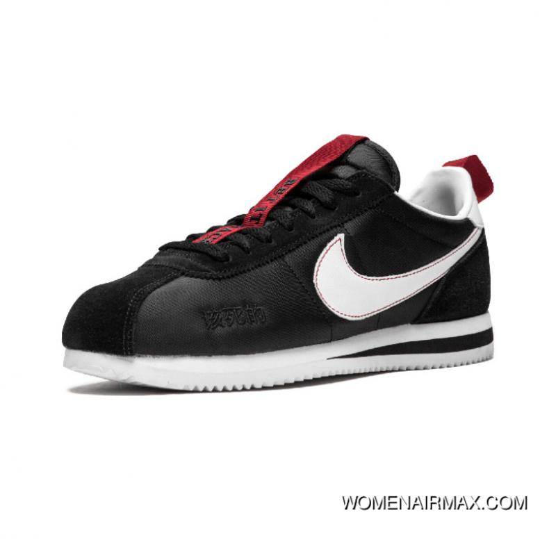 new product 77416 d1d20 The Third Bomb Struck A Rapper Kendrick Lamar Brand Collaboration Kendrick  Lamar X Nike Cortez Kenny III 3 TDE Classic Cortez Retro Jogging Shoes Damn  ...