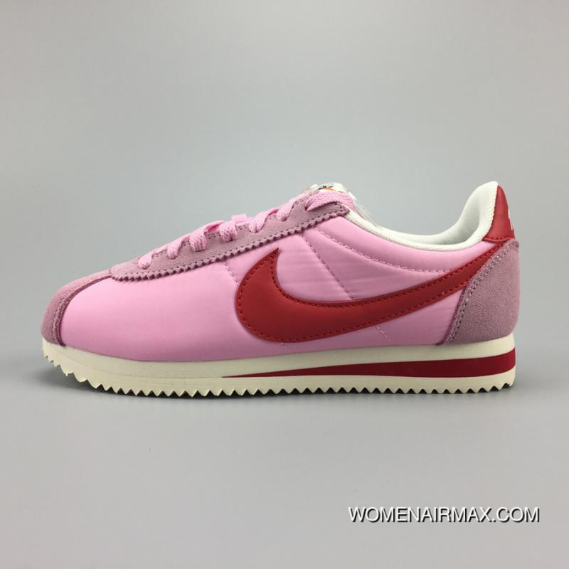 save off e95fe bedbe USD 75.19 233.09. 882258-601 Nike WMNS CLASSIC CORTEZ NYLON PREM CORTEZ  Leather Casual Running Shoes ...
