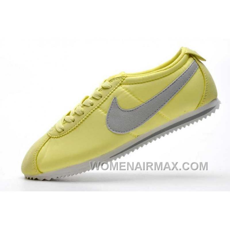 watch 48d71 13c9d Nike Cortez Womens Yellow Black Friday Deals 2016[XMS1867] Cheap To Buy  AfjiZzn