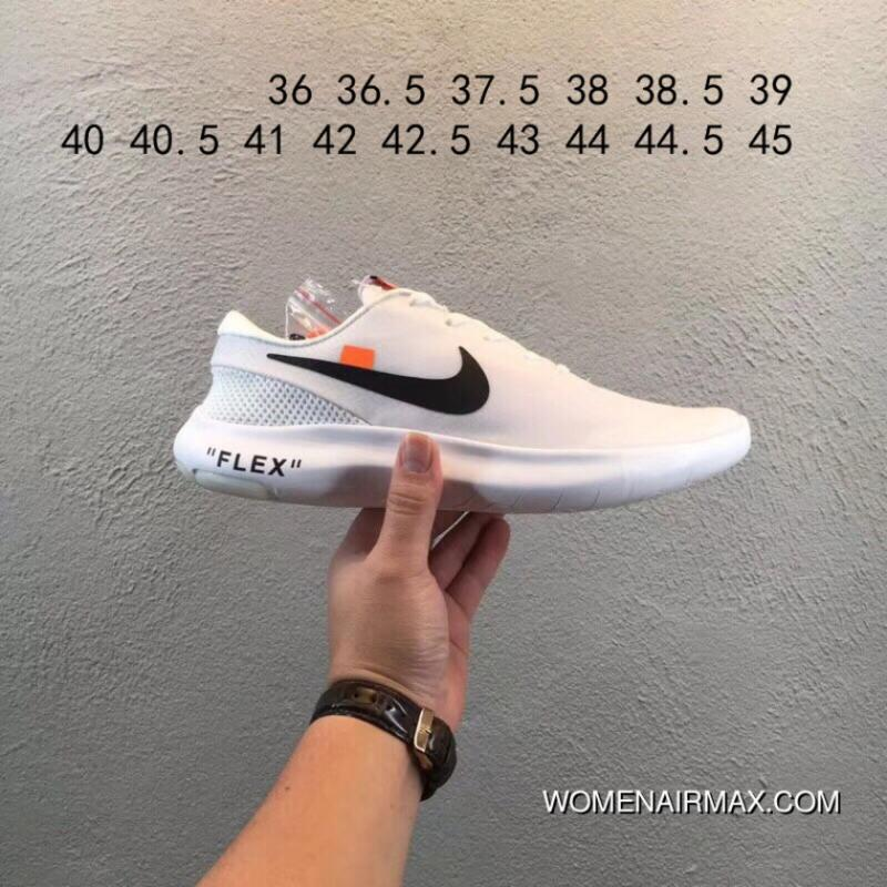 7b227df901143 USD  87.35  253.31. Pt-qup OFF-WHITE Nike FLEX EXPERIENCE RN 7 Barefoot  Breathable Light Running Shoes ...
