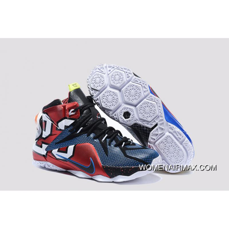huge selection of 46b5d ac5ba USD  89.31  250.08.  What The  Nike LeBron 12 ...