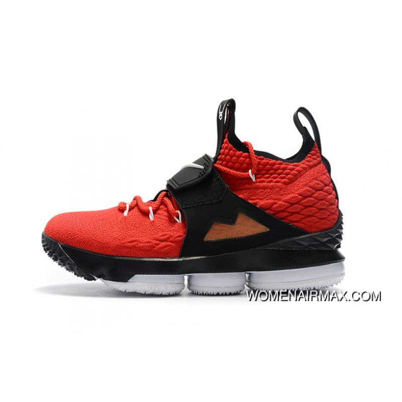 3c50711ac2 USD $91.57 $293.01. Men'S Nike Lebron 15 Red Alternate Diamond Turf ...