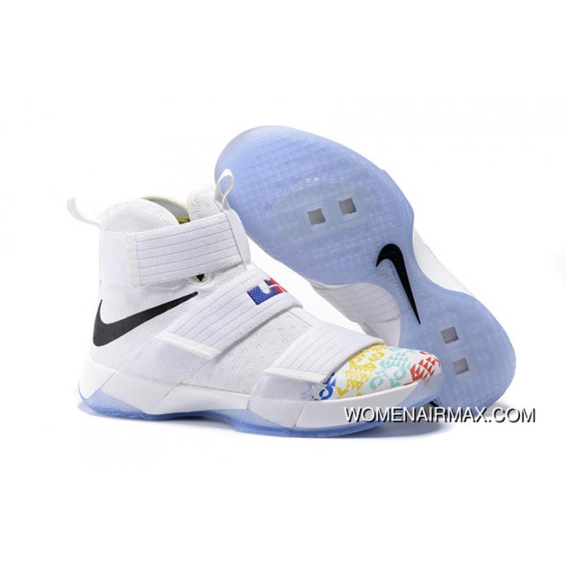 huge inventory ff4d9 4e3ba Nike LeBron Soldier 10 'The Academy' New Release