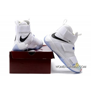 purchase cheap 7439a 6e338 ... Nike LeBron Soldier 10  The Academy  New Release ...